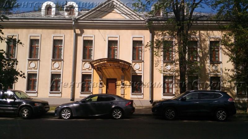 Аренда здания под банк м. Проспект Мира, Протопоповский пер. 19с10, 2900 кв.м без комиссии