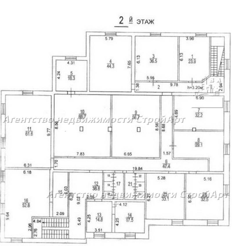 Аренда здания под банк 1380 кв.м м. Ленинский пр., Канатчиковский пр.1с1 без комиссии