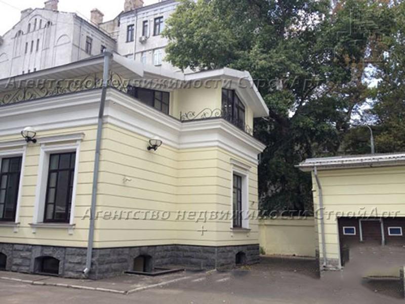 Аренда особняка под банк Рождественский бульвар 21с1, 1266 кв.м без комиссии