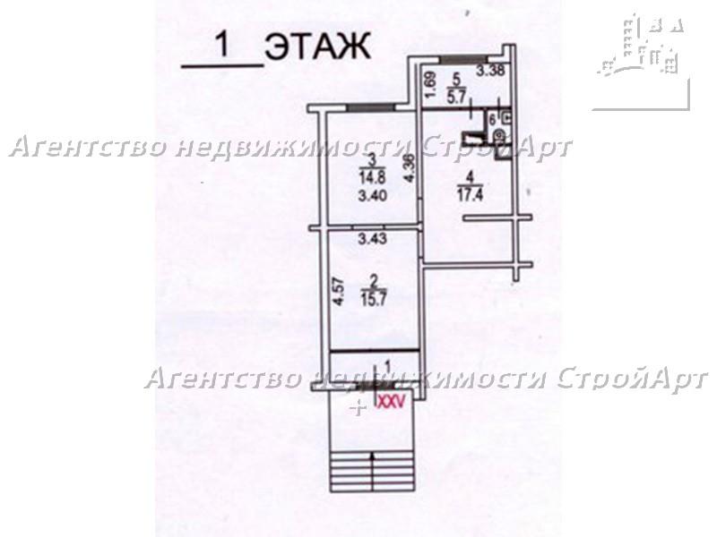 Аренда помещения под банк м. Алтуфьево, Алтуфьевское шоссе 82, 59кв.м без комиссии
