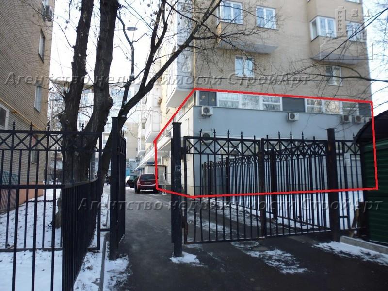 аренда помещения под банк 232 кв.м, м.Новокузнецкая,  С.Толмачевский пер. 3 без комиссии