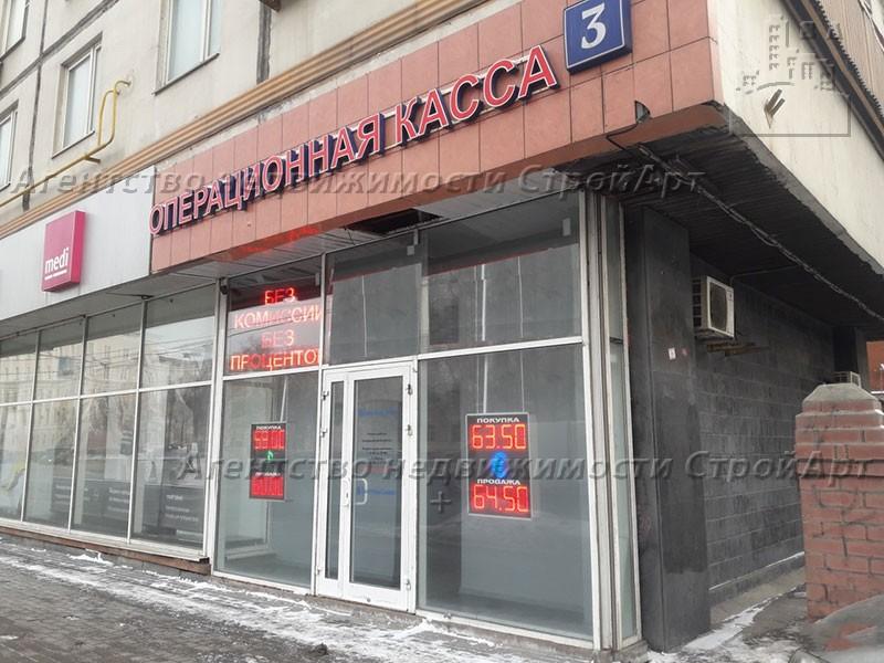 5055 Аренда помещения  м. Октябрьская, Ленинский проспект 3, 48 кв.м, без комиссии