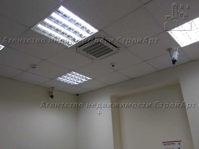 5065 Аренда помещения под банк м. Преображенская площадь, ул. Суворовская 6с4, 167 кв.м без комиссии