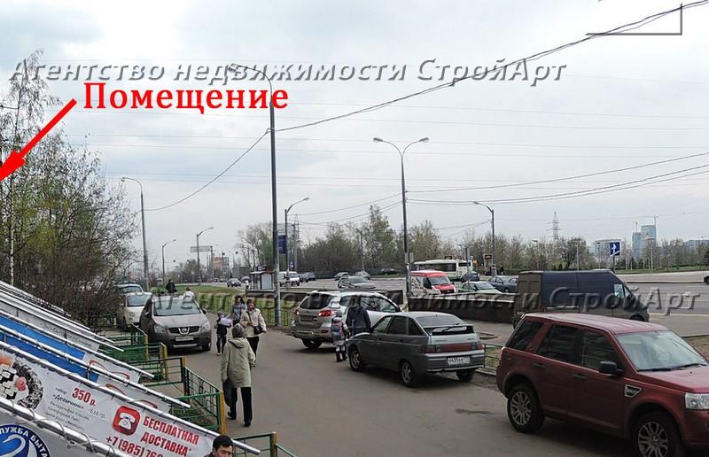 5069 Аренда помещения под банк 66 кв.м Новотушинский проезд 6к1 без комиссии
