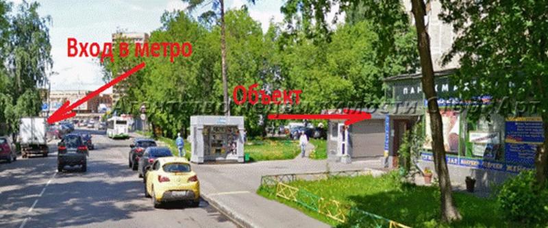 5076 Арнеда помещения 295кв.м м. Свиблово, Амундсена 14 без комиссии