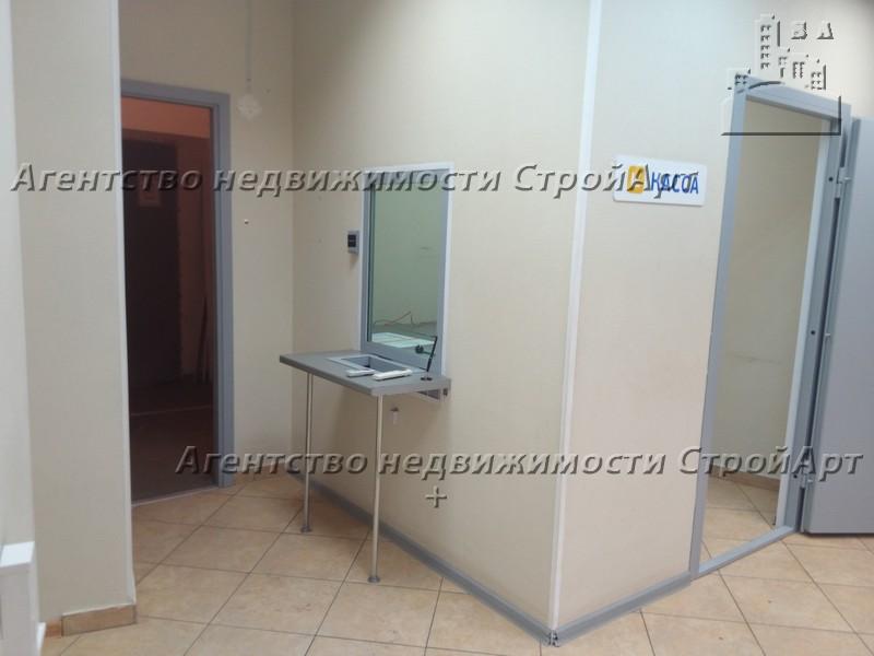 5090 Аренда помещения под банк м. Марьино, ул. Люблинская 165, 40 кв.м без комиссии