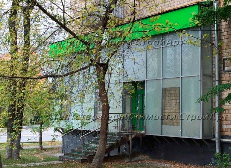 5118 Аренда помещения под банк м. проспект Вернадского, Ленинский просп. 90, 128 кв.м без комиссии