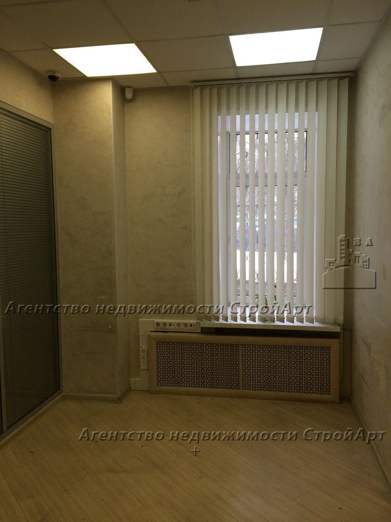 5129 Аренда помещения под банк м. Комсомольская, Спасский тупик 2, 465 кв.м без комиссии