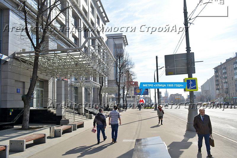 5136 Аренда торгового помещения, Звенигородское шоссе 18/20к1 без комиссии.
