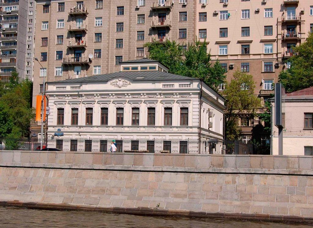 5147 Особняк под банк, 1 162 кв.м Гончарная набережная, 1с2, без комиссии