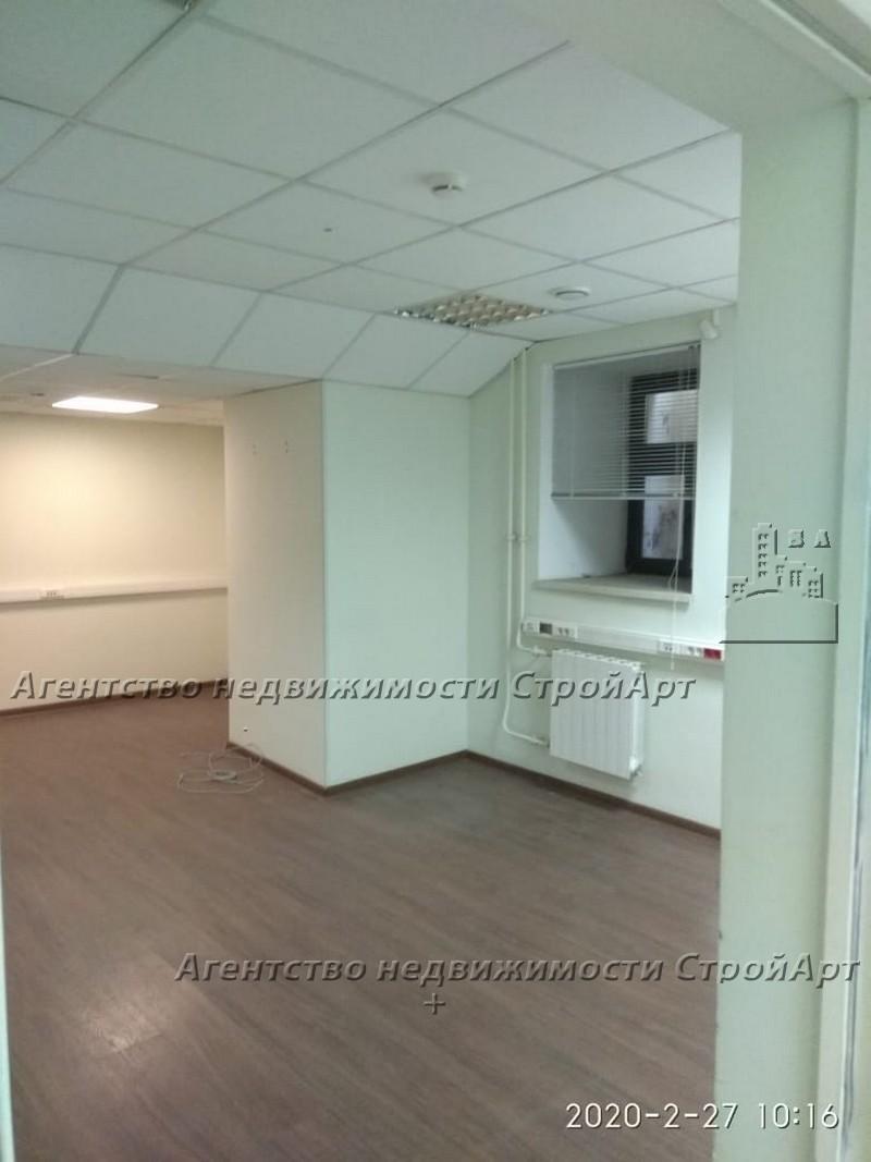 5154 Аренда помещения под банк, офис м. Курская, Земляной вал 34ас1, без комиссии
