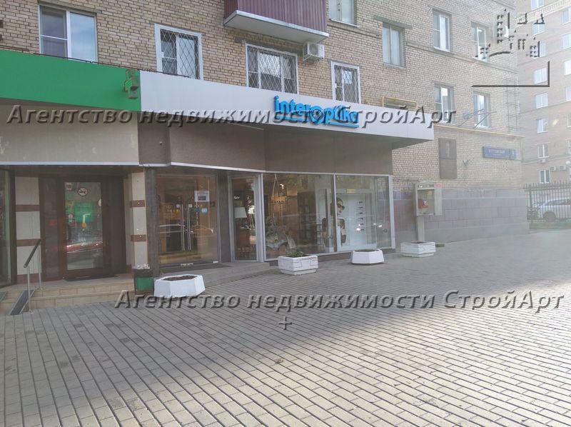 5170 Аренда помещения м. Киевская, Кутузовский проспект 9, 130 кв.м без комиссии