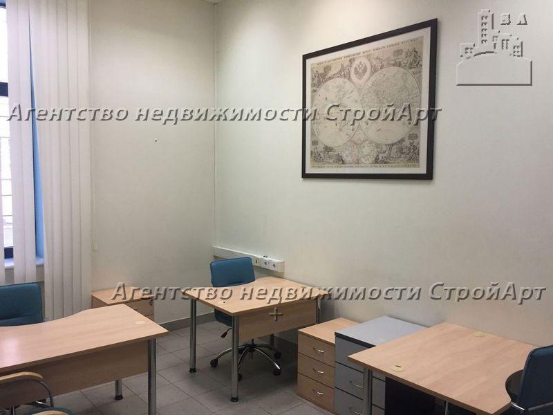 5175 Аренда помещения 171 кв.м, м. Павелецкая, Валовая ул., 21к125, без комиссии