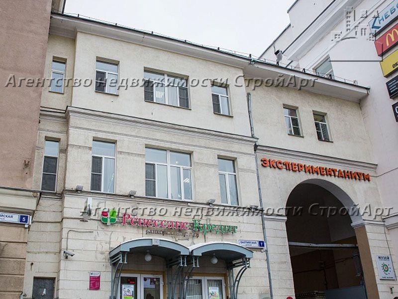 5180 Аренда помещения под банк м. Сокол, Ленинградский проспект 80к20 без комиссии