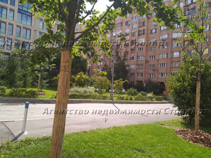 5183 Аренда помещения под банк м. Смоленская, Проточный пер.11, 160 кв.м без комиссии