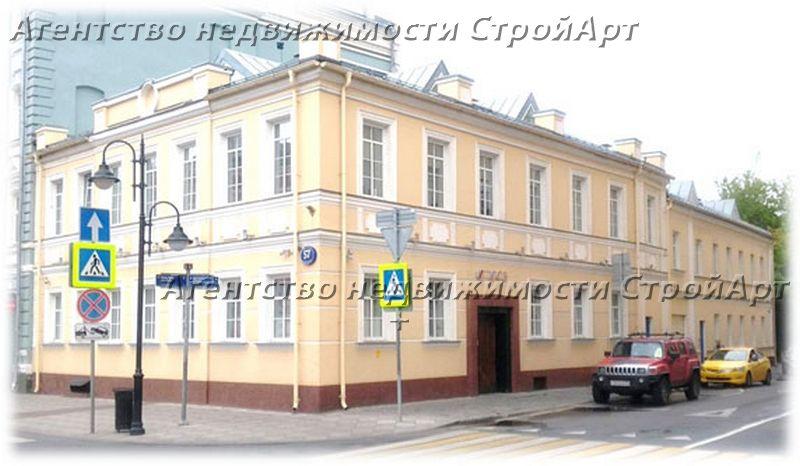 5203 Особняк под банк, офис в аренду Пятницкая ул., 57с1 без комиссии