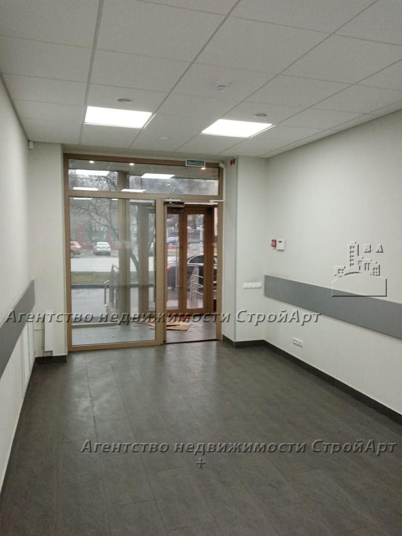 5204 Аренда помещения банка м. Полежаевская, ул. Куусинена 1, 80 кв.м, без комиссии