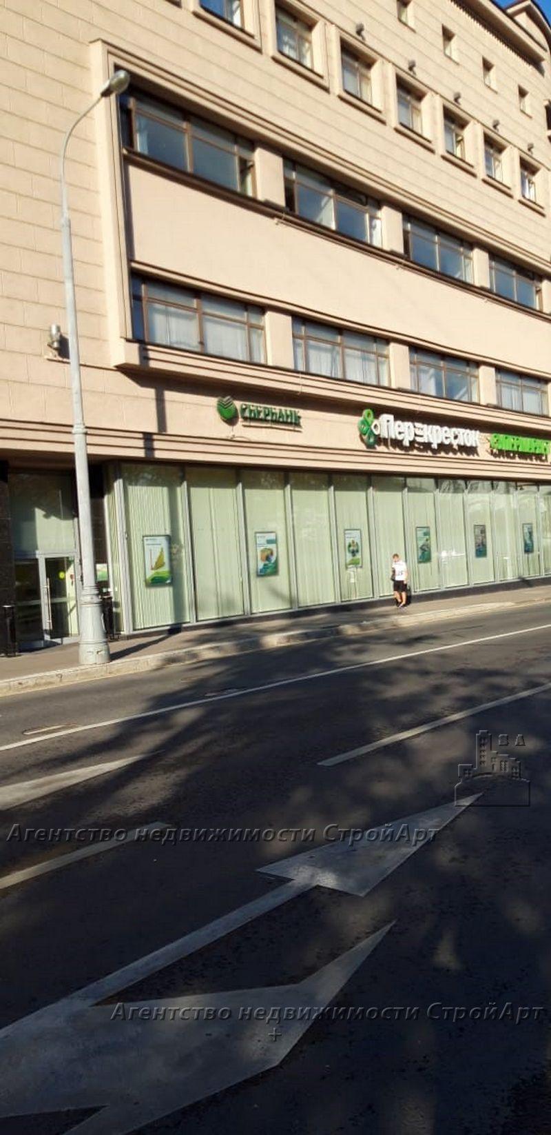 5206 Аренда помещения под банк ул. Люсиновская 70с2, 330кв.м, без комиссии