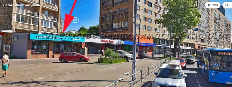 5221 Аренда помещения свободного назначения м. Семеновская, ул. Вельяминовская 6с2, 80кв.м без комиссии
