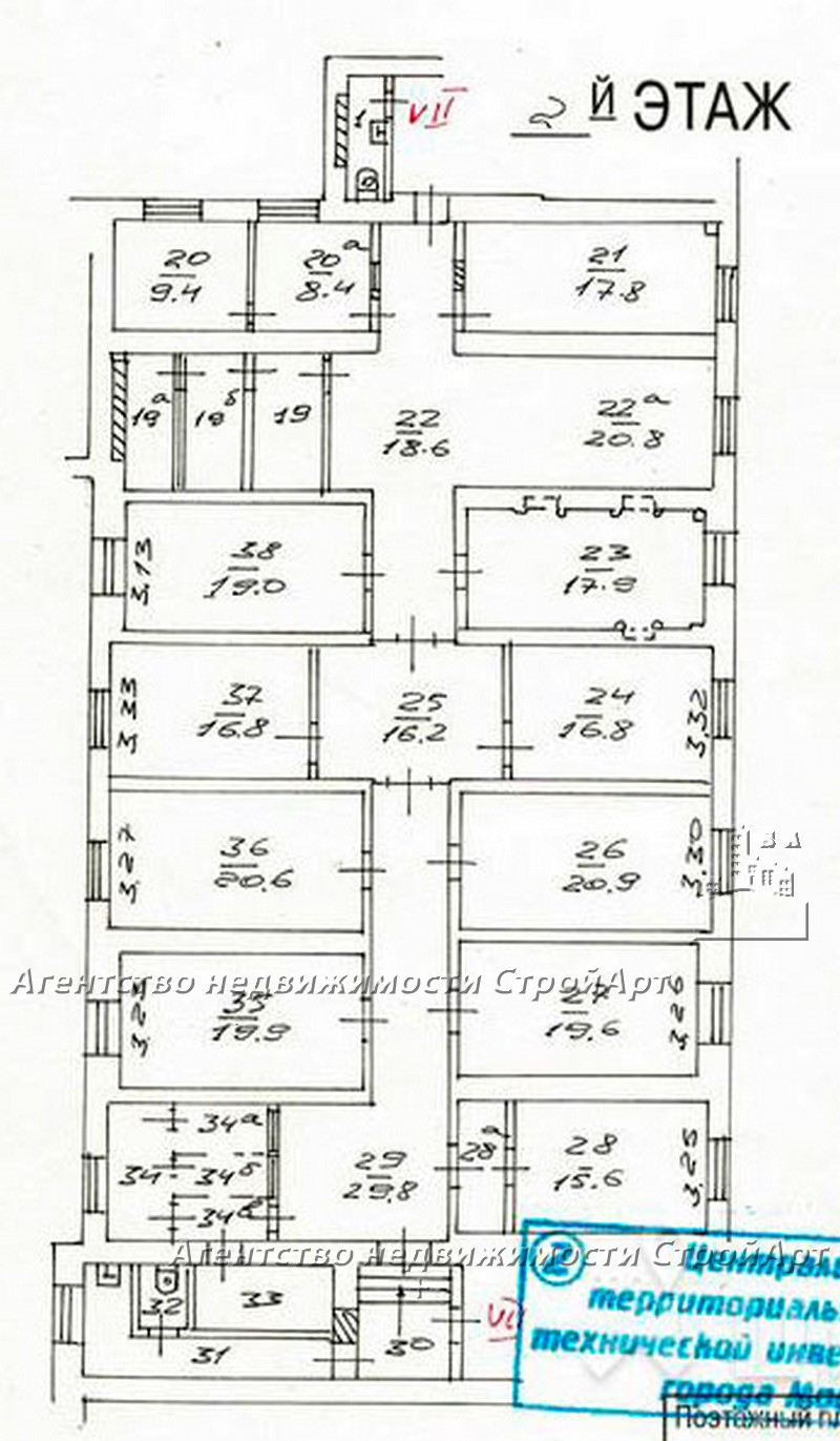 5222 Аренда помещения под банк м. Таганская, Б. Дровяной пер. 8с1, 380кв.м, без комиссии