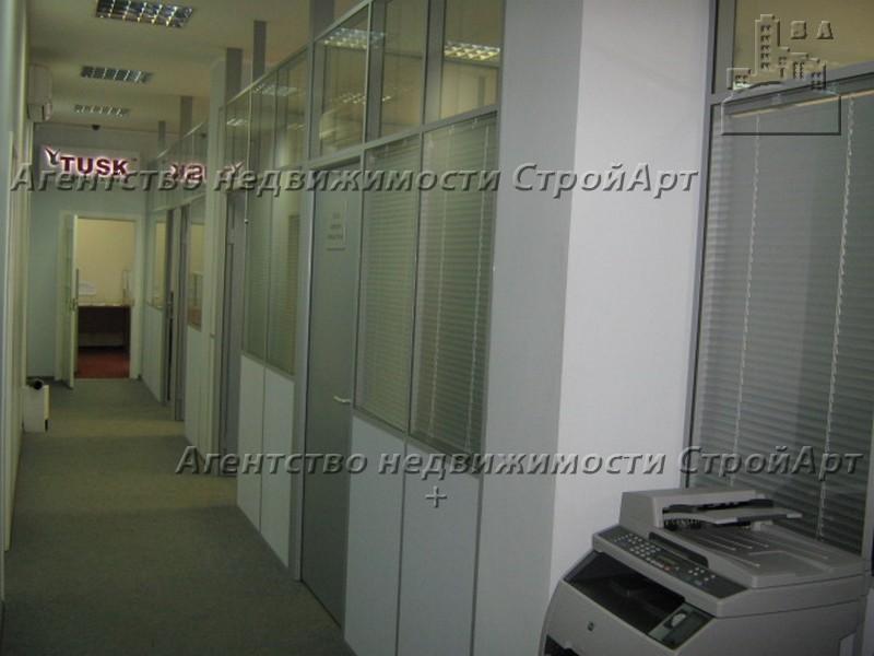 5225 Аренда помещений под офис, банк 3-й Монетчиковский пер. 4с1, без комиссии