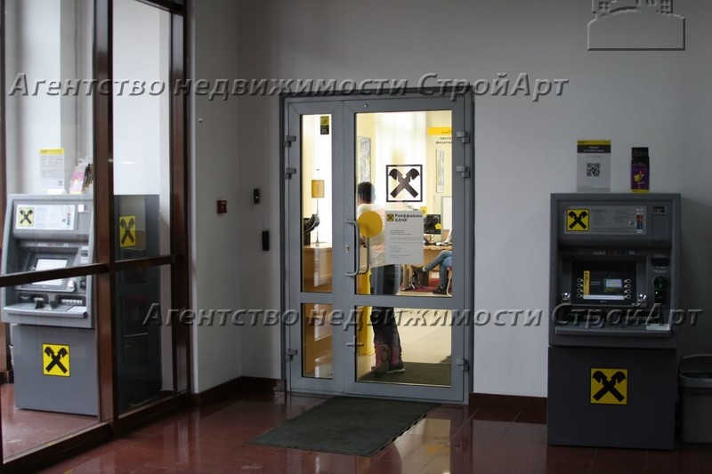 5228 Аренда помещения банка м. Рязанский проспект, Рязанский проспект 24, 135 кв.м, без комиссии.
