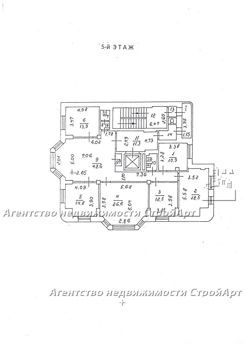 5239 Аренда здания под офис1470кв.м, м. Достоевская, ул. Образцова 4а, без комиссии