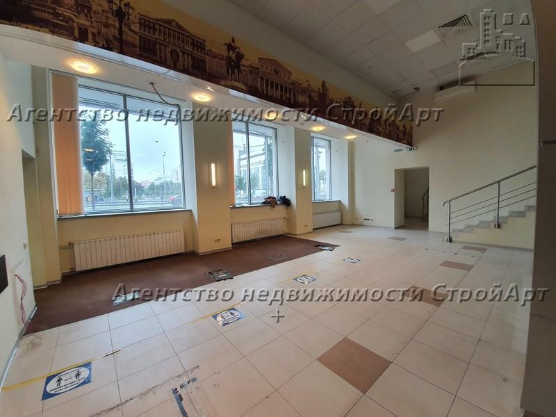 5243 Аренда помещения банка м. Маяковская, ул. Каретный ряд 5с2, 603 кв.м, от собственника.