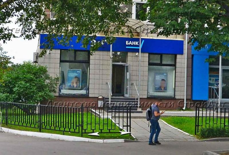 5266 Аренда помещения банка м. Нагатинская, Нагатинская ул., 1с1, 102.8м2, без комиссии