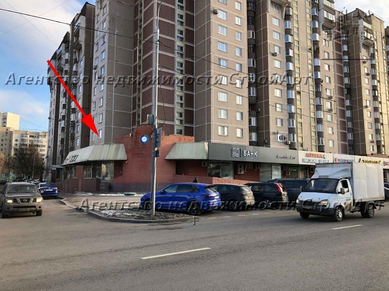 5271 Аренда торгового помещения у метро м. Марьино, Люблинская 175, 117 кв.м, без комиссии