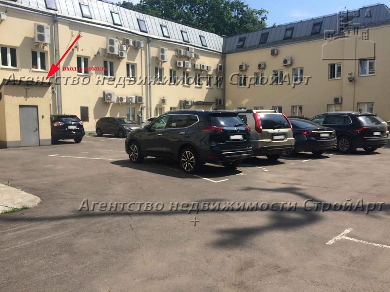 5273 Аренда помещения банка с хранилищем, м. Курская, Земляной вал 34а, 198 кв.м, без комиссии