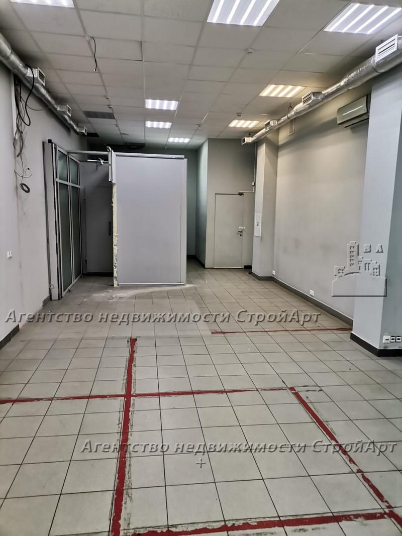 5284 Аренда помещения банка м. Братиславская, ул. Братиславская 16к1, 69м2, бе комиссии