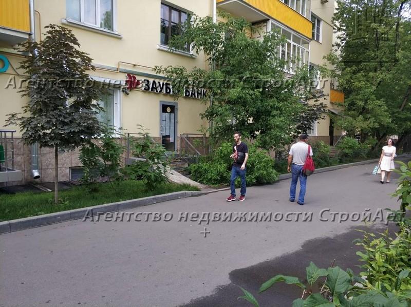 5286 Аренда помещения банка м. Спортивная, Усачева 29к1, 66м2, без комиссии