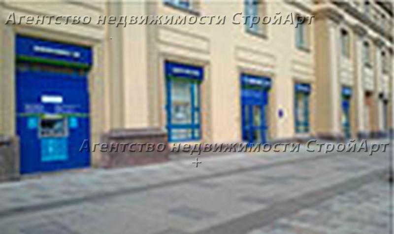 5293 Продажа нежилого помещения на Садовом кольце, Садовая-Черногрязская 13/3с1, 436,6м2, без комиссии