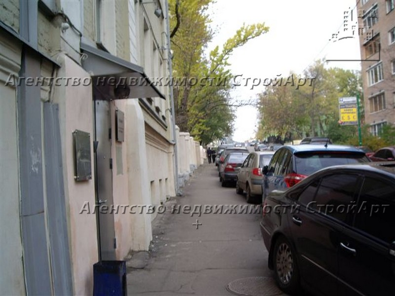 7113 Помещение под банк м. Смоленская Проточный пер.14, 90кв.м без комиссии