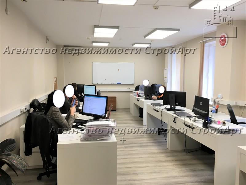 7134 Офис в аренду в бизнес-центре м. Курская, Б. Переяславский пер. 12, без комиссии