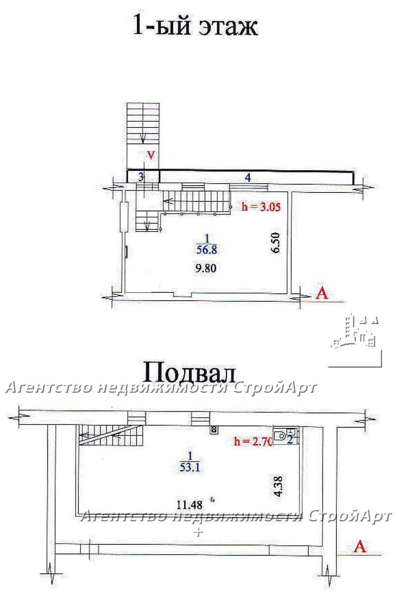 7171 Аренда помещения 122 кв.м Хорошевское шоссе д.88 без комиссии!