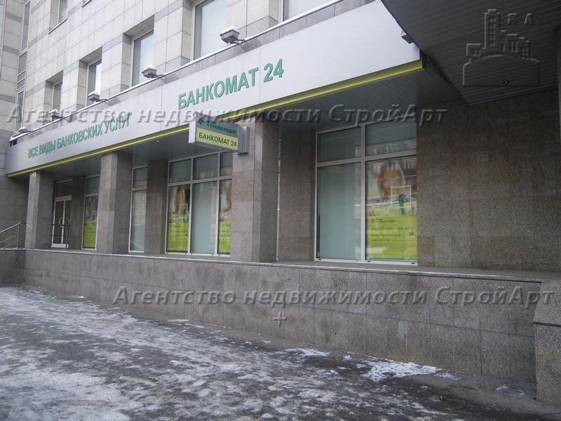 7229 Аренда помещения под банк м. Крснопресненская, Красная Пресня 22, 350 кв.м без комиссии
