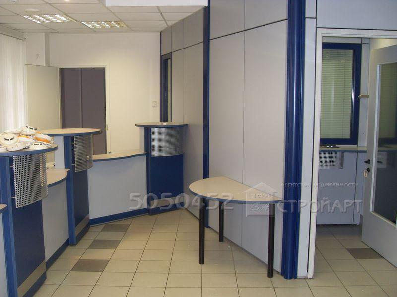 7296 Аренда помещения  банка м.Преображенская площадь, ул. Атарбекова 4, 203кв.м без комиссии