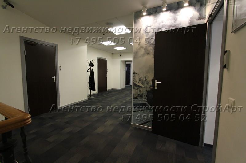 7319 Аренда банковского особняка Проспект Мира д.20к2, 800 кв.м без комиссии