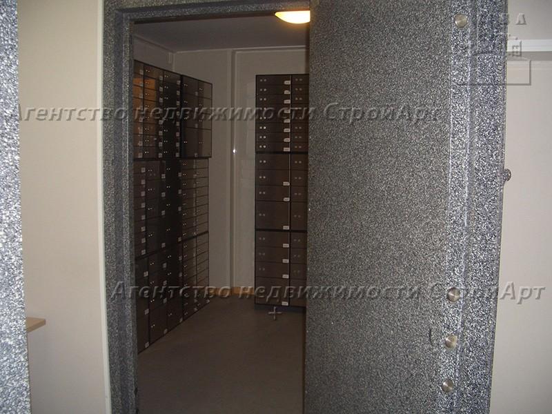 7338 Аренда оборудованного помещения под банк Новинский бульвар 13с6, 196 кв.м без комиссии