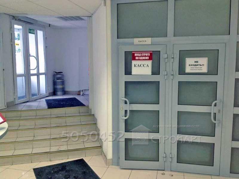 7415 Сдаю сертифицированное помещение под банк м. Университет 69,5 кв.м с отдельным входом