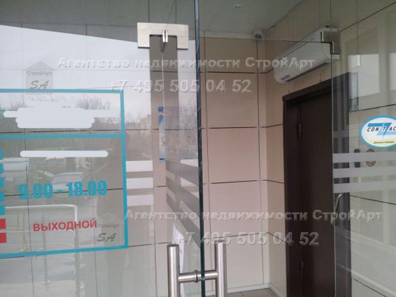 7421 Аренда помещения  банка м. Сокольники, Колодезный пер., д.2а с1 без комиссии