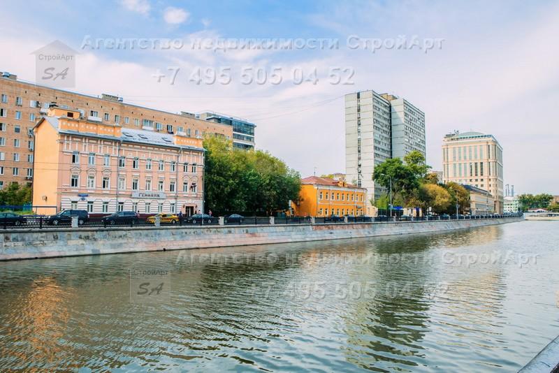 7453 Продается банковский особняк 960 кв.м м. Новокузнецкая, Озерковская наб. д.12