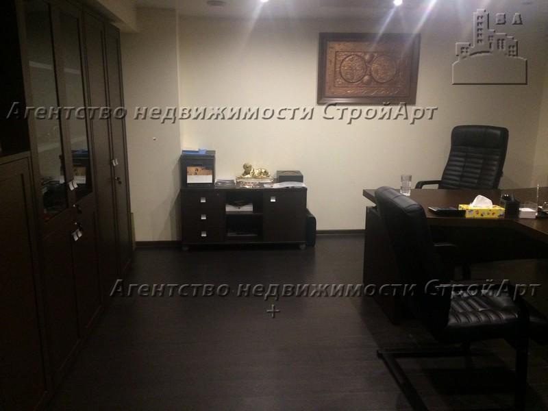 7532  Аренда помещения под банк Шмитовский проезд д.10, 496 кв.м без комиссии!