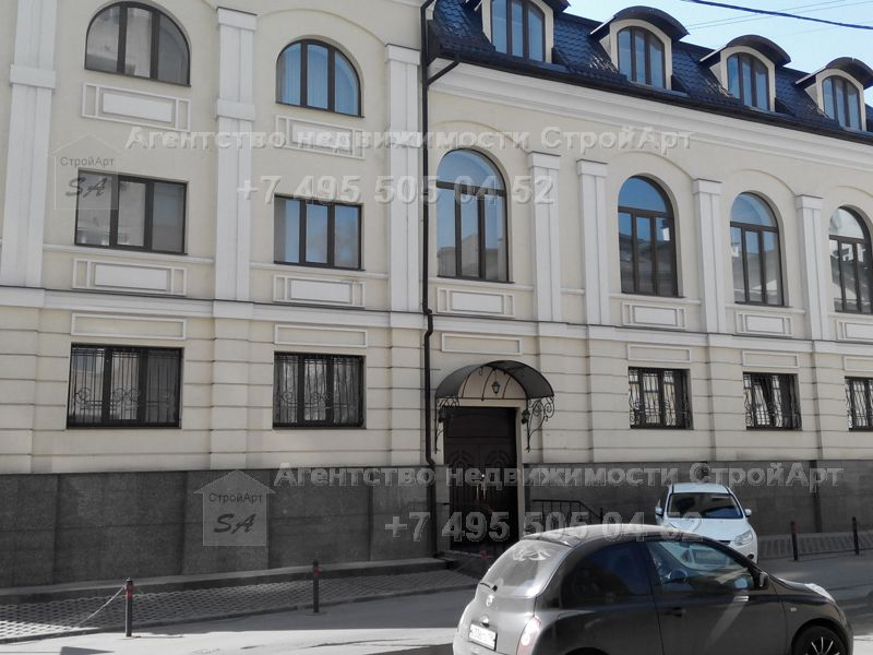 7584 Аренда особняка под банк м. Цветной бульвар, Троицкая 7с4, 1260 кв.м, без комиссии