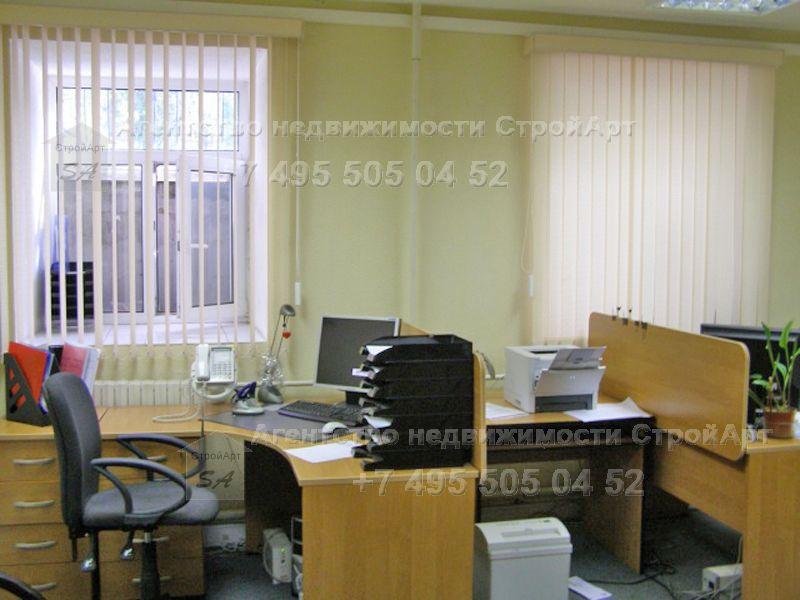 7586 Сдается в аренду особняк под офис, банк Бауманская 866 кв.м без комиссии