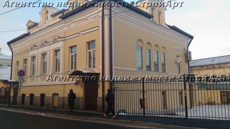 7609  Помещение в особняке в аренду м. Таганская, Гончарная д.11 с.1, без комиссии