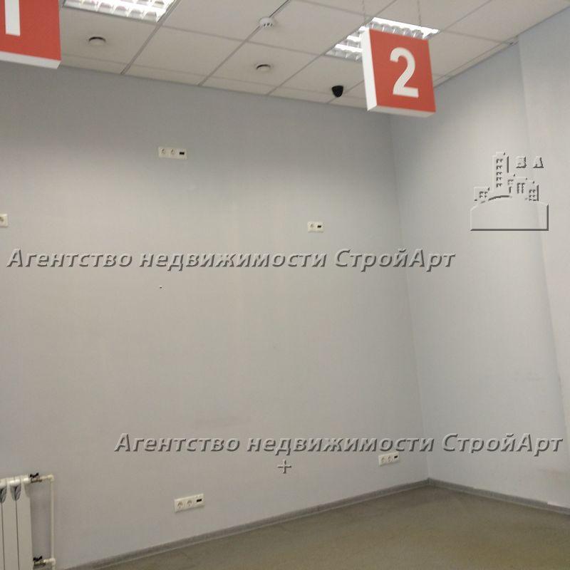 7612 Аренда помещения в формате стрит ритейл 57,4 кв.м Дубровка, Шарикоподшипниковская ул. 32
