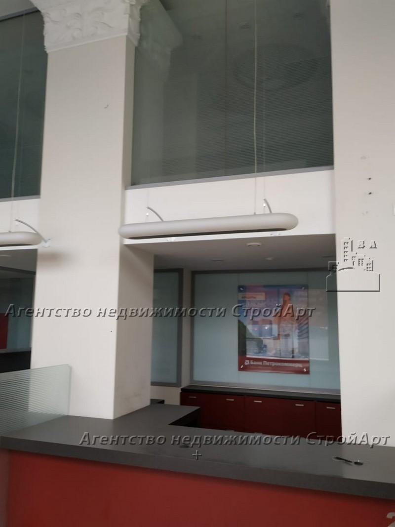 7640 Аренда помещения 476 кв.м, Ленинский проспект 11, без комиссии